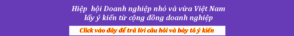 Lay y kien cong dong doanh nghiep