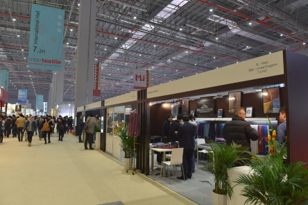 Intertextile Shanghai's France Zone expands as high-end suppliers continue to seek opportunities in Asia