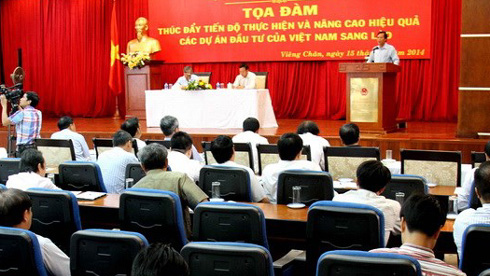 Viet Nam among top three investors in Laos