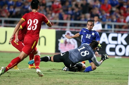 Thailand beat Viet Nam 1-0 in World Cup qualifier